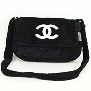 Plush Velour Chanel VIP Gift Bag